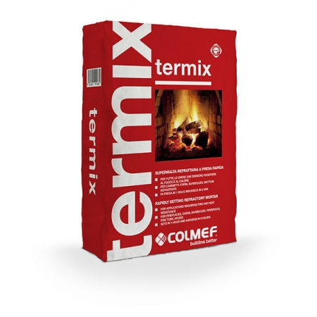 Огнеупорный состав TERMIX RED