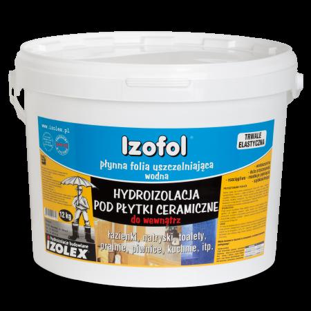 Гидроизоляция под керамическую плитку внутри помещений IZOFOL