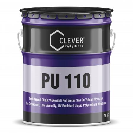 Высокоэластичное покрытие Clever PU Base 110
