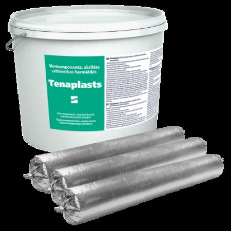Однокомпонентный акрилатный герметик Тенапласт