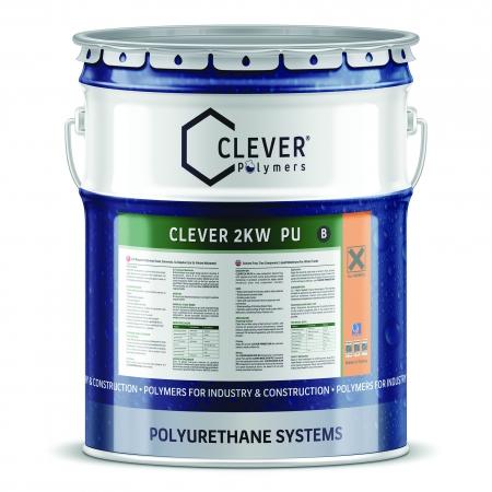 Покрытие для водных резервуаров Clever 2 KW PU