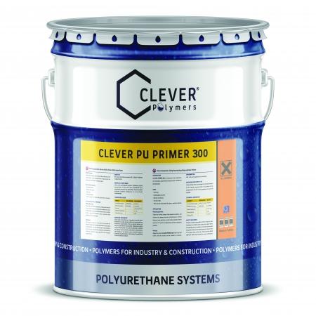 Влагостойкая грунтовка Clever PU Primer 300 2K
