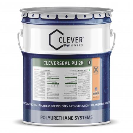 Наливной герметик Cleverseal PU 2K