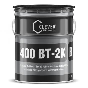 Высокоэластичная гидроизоляция Clever 400 BT