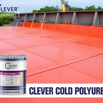 Холодная полимочевина Clever Cold Polyurea