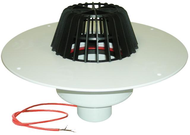 Воронка ПВХ с обогревом HL62.1P