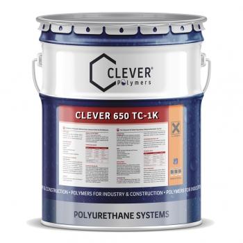 Защитное финишное покрытие Clever 650 TC