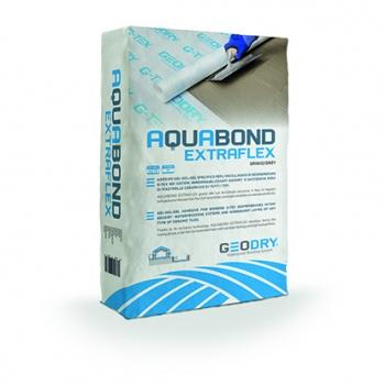 Минеральный клей AQUABOND EXTRAFLEX C2TE S1