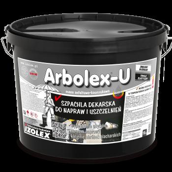 Кровельная шпаклевка для ремонта стыков, швов и примыканий ARBOLEX-U