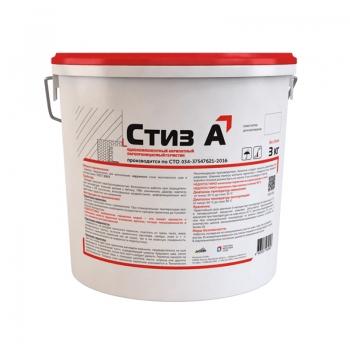Герметик для наружного монтажа окон Стиз-А (3 кг)