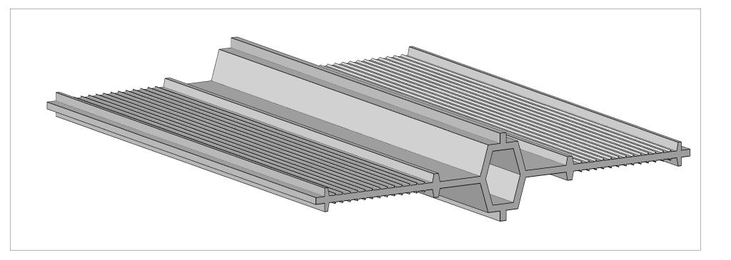 ВД -серия внутренние гидрошпонки для деформационных швов