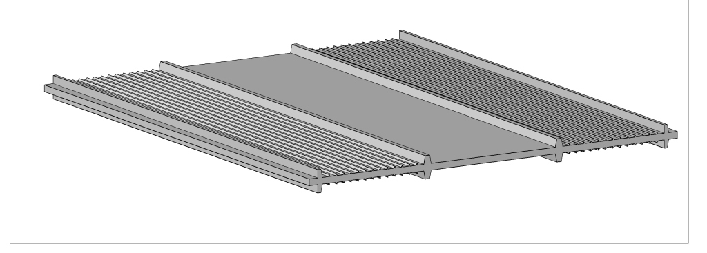 ВР -серия внутренние гидрошпонки для рабочих швов